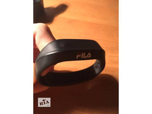 бу Fila tracker 901 pro activity & sleep wristband w/clip, black в Виннице