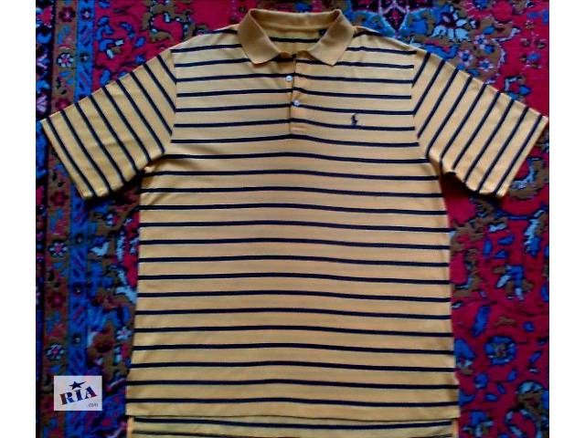 Фірмова футболка Polo Ralh Lauren (велика)США- объявление о продаже  в Калуше