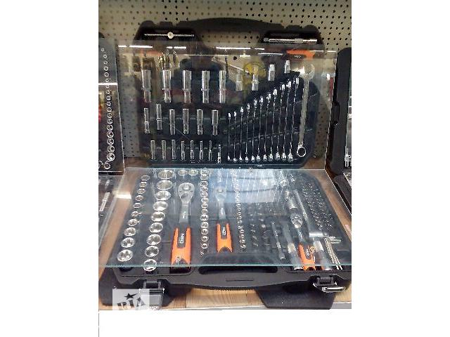 продам Фірмовий набір ключів Neo tools 219 ел. бу в Дрогобыче