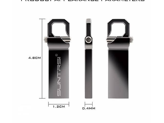 купить бу Флешка-карабин Suntrsi USB2.0 16 GB металл в Мариуполе (Донецкой обл.)