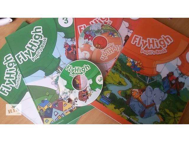 Fly high учебники английского языка 1,2,3,4 классы- объявление о продаже  в Киеве