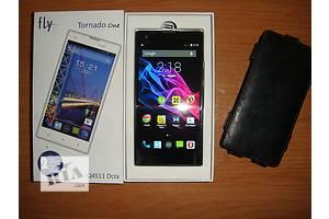 б/у Сенсорные мобильные телефоны Fly Fly IQ4511 Tornado One