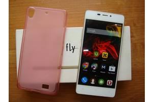 б/у Сенсорные мобильные телефоны Fly