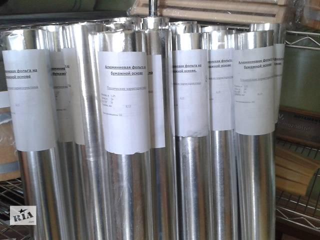 продам Фольга для саун и бань на бумажной основе 30 м/кв (Германия) бу в Киеве