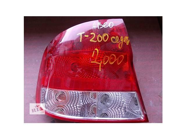 Фонарь левый для Chevrolet Aveo т200 Б/у фонарь задний для седана- объявление о продаже  в Ивано-Франковске