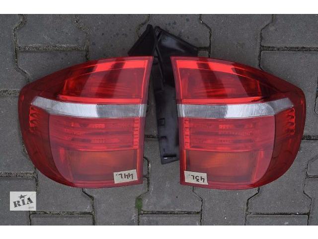 купить бу Фонарь левый правый в кузов Европа BMW X5 E70 до рестайлинга стоп стопы фонари в Луцке