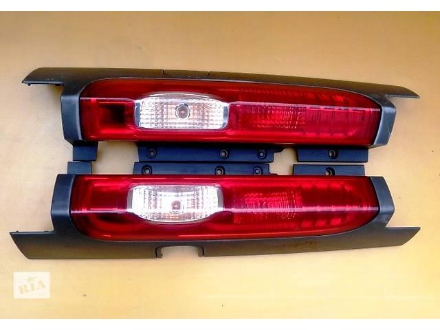 бу Фонарь стоп правый, левый правий лівий 2001-2006г Renault Trafic Рено Трафик Opel Vivaro Опель Виваро Nissan в Ровно