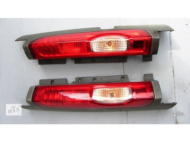 купить бу Фонарь стоп правый, левый правий лівий 2001-2006г Renault Trafic Рено Трафик Opel Vivaro Опель Виваро Nissan в Ровно