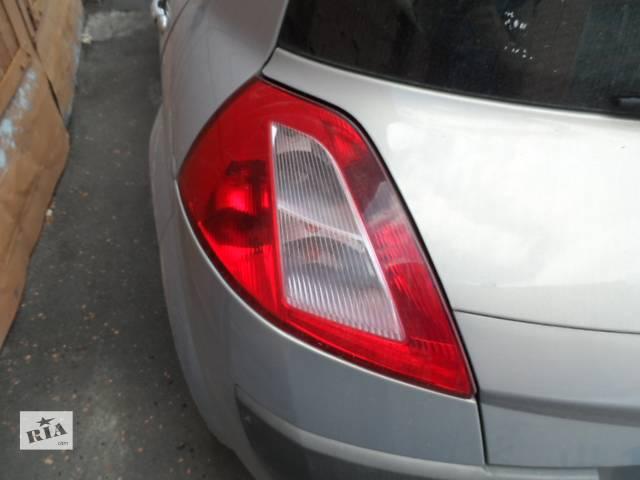 продам Фонарь стоп Renault Megane Рено Меган 1,5 dCi 2002-2006 бу в Ровно