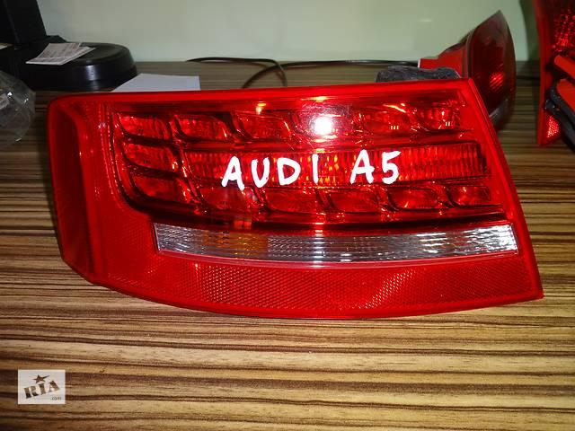 продам фонарь задний для Audi A5 2010 LED бу в Львове