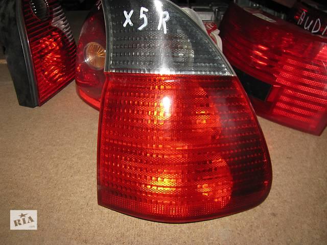 бу фонарь задний для BMW X5 E53 2003-06 в Львове