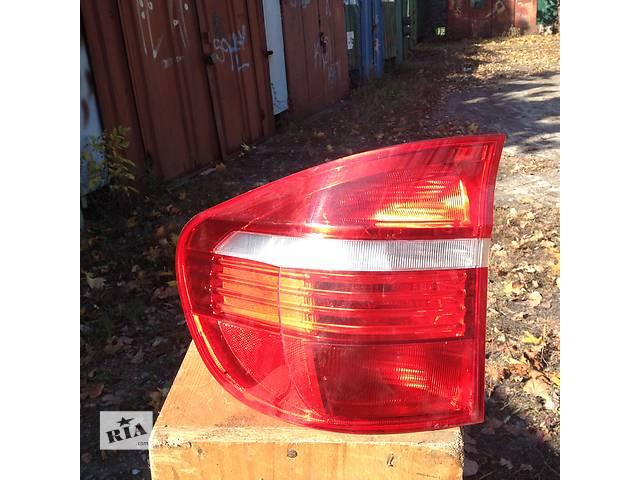 купить бу фонарь задний для BMW X5 в Киеве