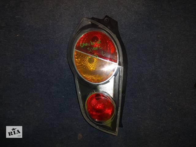 бу фонарь задний для Chevrolet Spark 2009-13 в Львове
