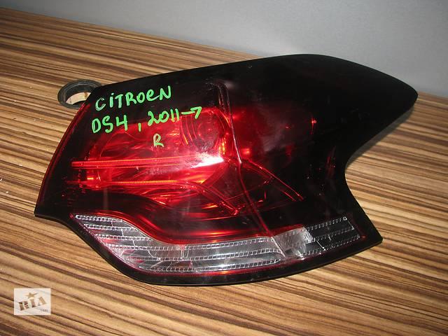 купить бу фонарь задний для Citroen DS4 2011-14 в Львове