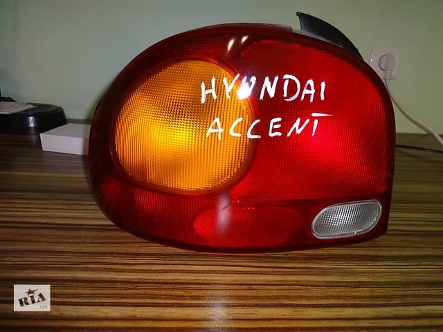 продам фонарь задний для Hyundai Accent 1995-97 бу в Львове