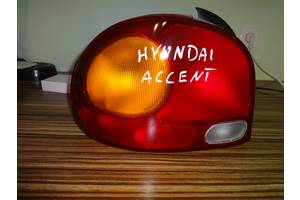 б/у Фонарь задний Hyundai Accent
