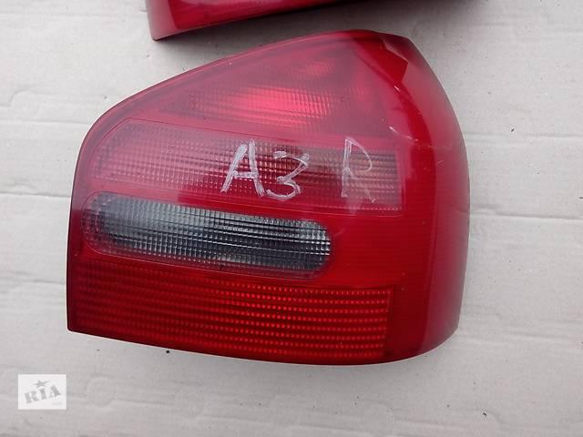 купить бу фонарь задний для хэтчбека Audi A3 2000 в Львове