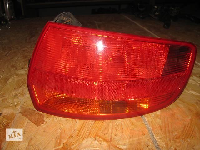 купить бу фонарь задний для хэтчбека Audi A3 2003-08 в Львове