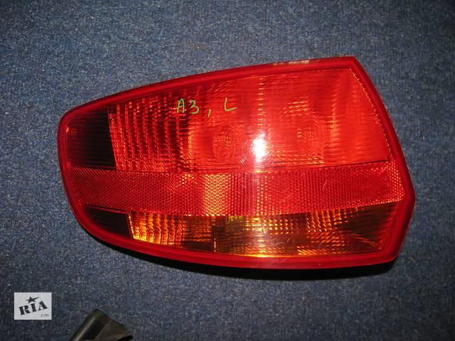 фонарь задний для хэтчбека Audi A3 2005- объявление о продаже  в Львове