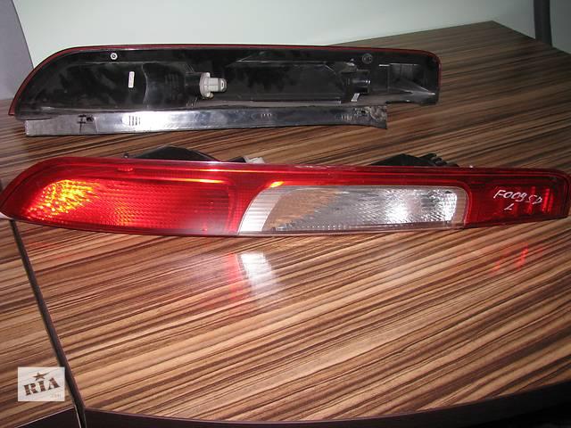 фонарь задний для хэтчбека Ford Focus 2005-08- объявление о продаже  в Львове