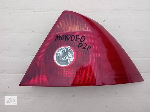продам фонарь задний для хэтчбека Ford Mondeo mk3 2004 бу в Львове