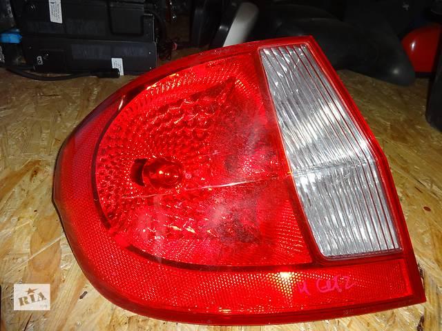 купить бу фонарь задний для хэтчбека Hyundai Getz 2005-08 в Львове
