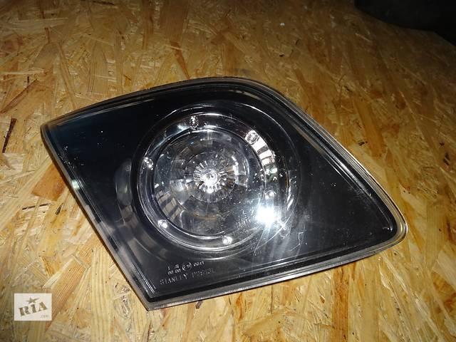 бу фонарь задний для хэтчбека Mazda 3 2003-09 в Львове