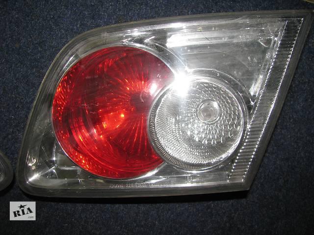купить бу фонарь задний для хэтчбека Mazda 6 2002-06 в Львове