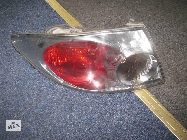 бу фонарь задний для хэтчбека Mazda 6 2002-06 в Львове