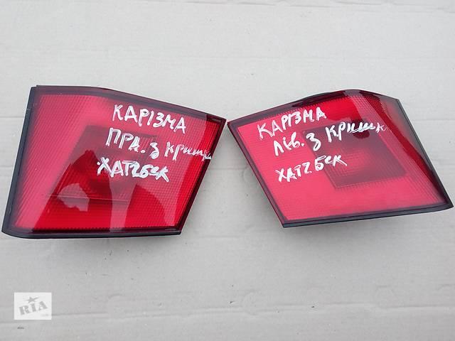 продам фонарь задний для хэтчбека Mitsubishi Carisma 1997 бу в Львове