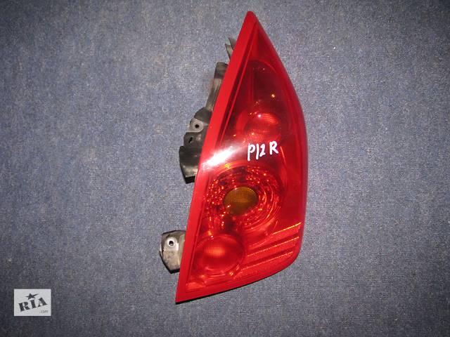фонарь задний для хэтчбека Nissan Primera P12 2001-05- объявление о продаже  в Львове