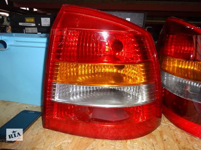 бу фонарь задний для хэтчбека Opel Astra G 1998-04 в Львове