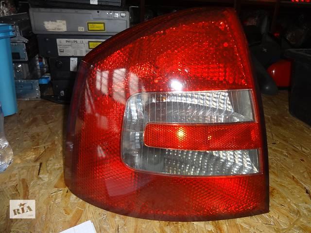 бу фонарь задний для хэтчбека Skoda Octavia A5 2004-08 в Львове