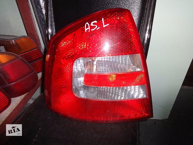 бу фонарь задний для хэтчбека Skoda Octavia A5, 2006 в Львове
