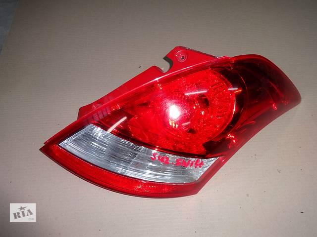 продам фонарь задний для хэтчбека Suzuki Swift 2010-12 бу в Львове