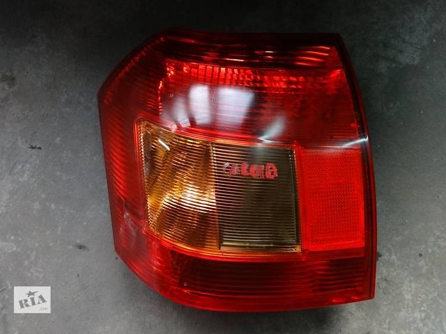 купить бу фонарь задний для хэтчбека Toyota Corolla 2001-04 в Львове