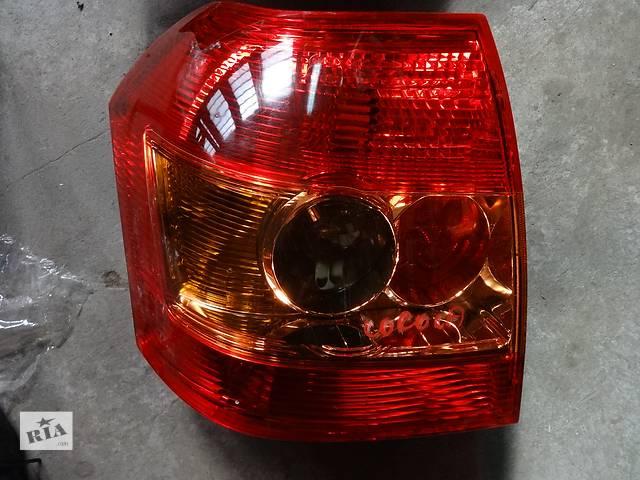 продам фонарь задний для хэтчбека Toyota Corolla 2005-07 бу в Львове