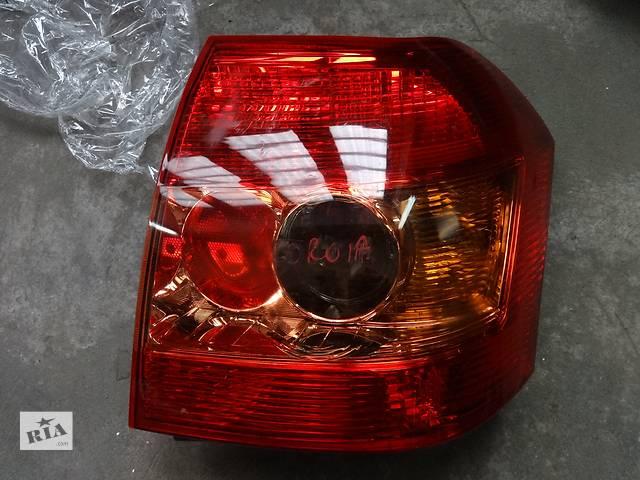 купить бу фонарь задний для хэтчбека Toyota Corolla 2005-07 в Львове