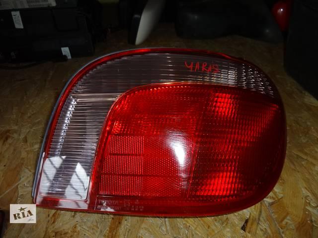 бу фонарь задний для хэтчбека Toyota Yaris 1999-03 в Львове