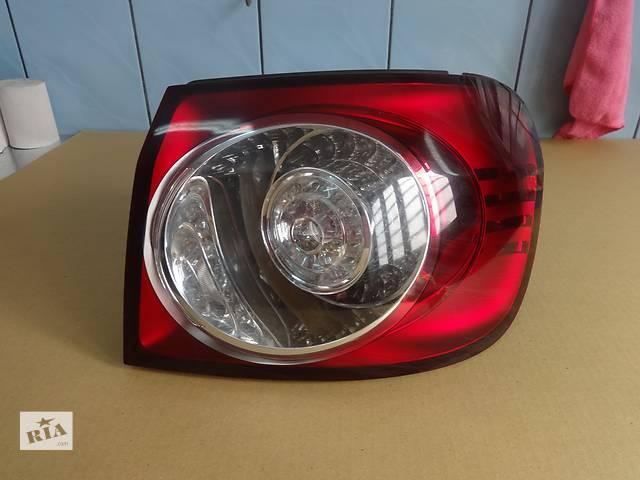 бу фонарь задний для хэтчбека Volkswagen Golf Plus 2005-09 в Львове