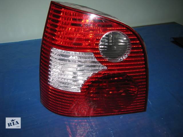 бу фонарь задний для хэтчбека Volkswagen Polo 2002-05 в Львове