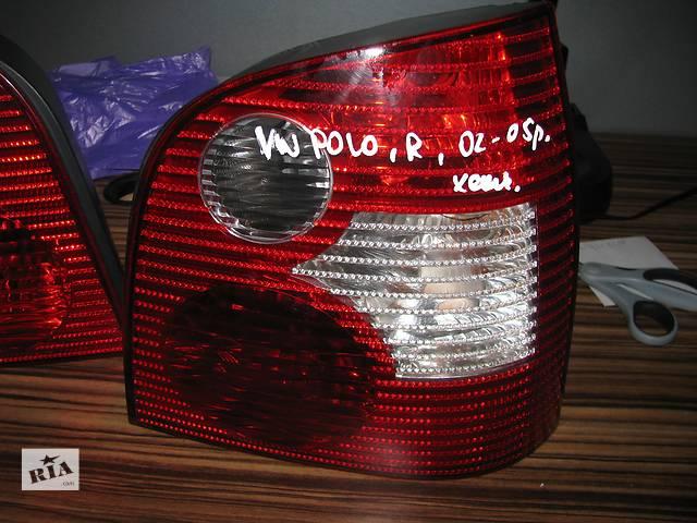 фонарь задний для хэтчбека Volkswagen Polo 2002-05- объявление о продаже  в Львове
