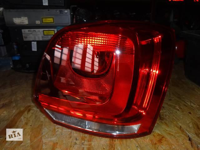 продам фонарь задний для хэтчбека Volkswagen Polo 2009-12 бу в Львове
