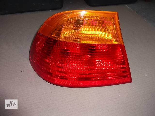 продам фонарь задний для купе BMW 3 Series E46 1998-01 бу в Львове