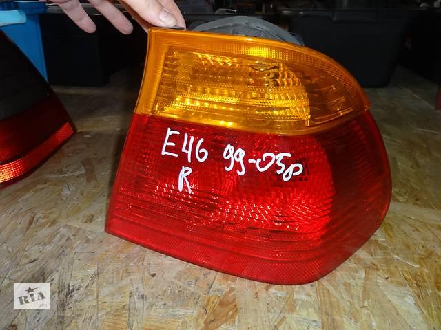 купить бу фонарь задний для купе BMW 3 Series E46 1998-01 в Львове