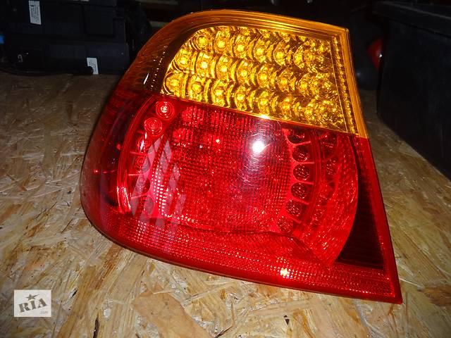 бу фонарь задний для купе BMW 3 Series E46 2002 LED в Львове