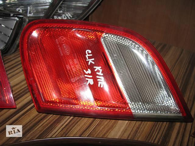 продам фонарь задний для купе Mercedes CLK-Class 1999 бу в Львове