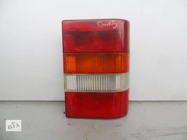 купить бу  Фонарь задний для легкового авто Citroen C15 (1984-1997) в Луцке