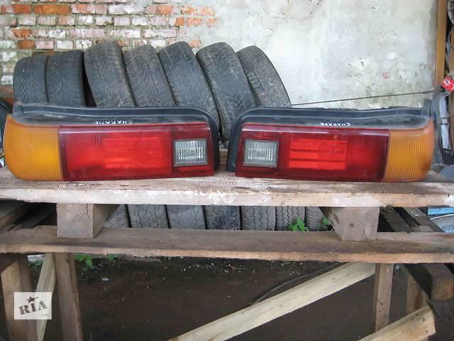 бу  Фонарь задний для легкового авто Daihatsu Charade в Львове
