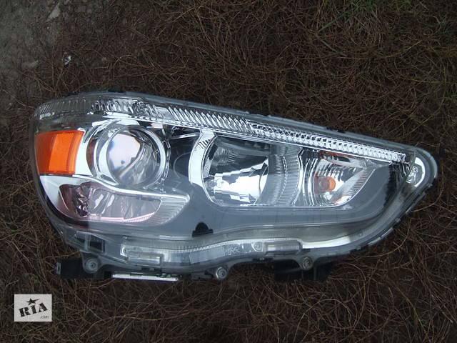 Б/у Фара для легкового авто Mitsubishi ASX- объявление о продаже  в Ровно